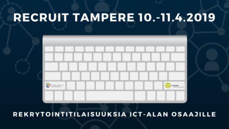 RecruIT Tampere tapahtumakalenteri
