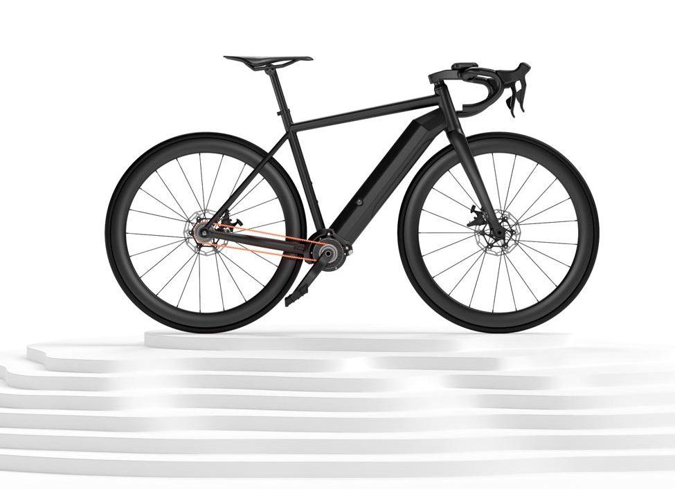 Revonte's e-bike design