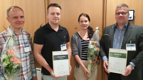 Business Tampere_Kasvupolku 2019 Pirkanmaa voittajat