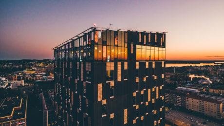 Sokos Torni Tampere summer 2015. Photo: Aki Rask