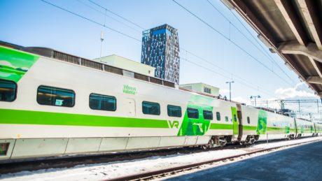 Rautatieasema Train station Laura Vanzo 3 1