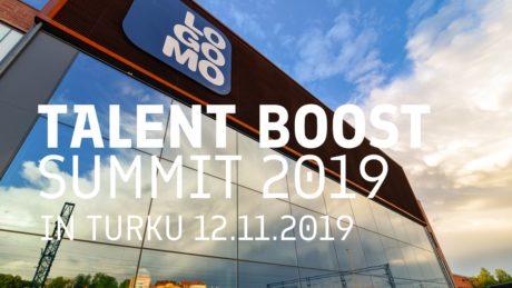 TALENT BOOST SUMMIT in TURKU 2019
