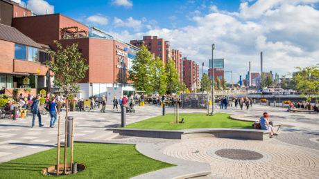 Business Tampere Tampere Kesällä Kuva: Laura Vanzo