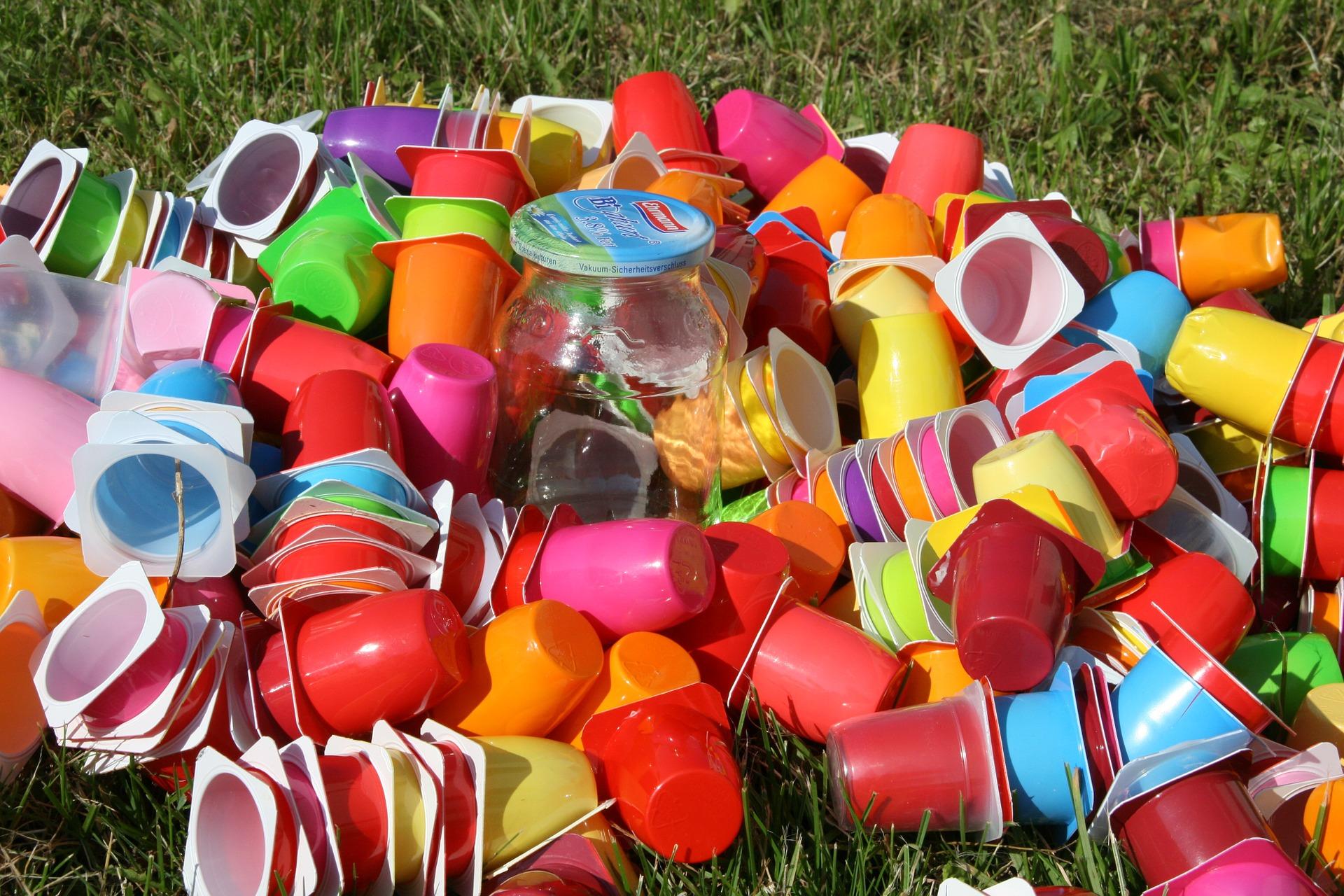 garbage- jäte - kierrätys