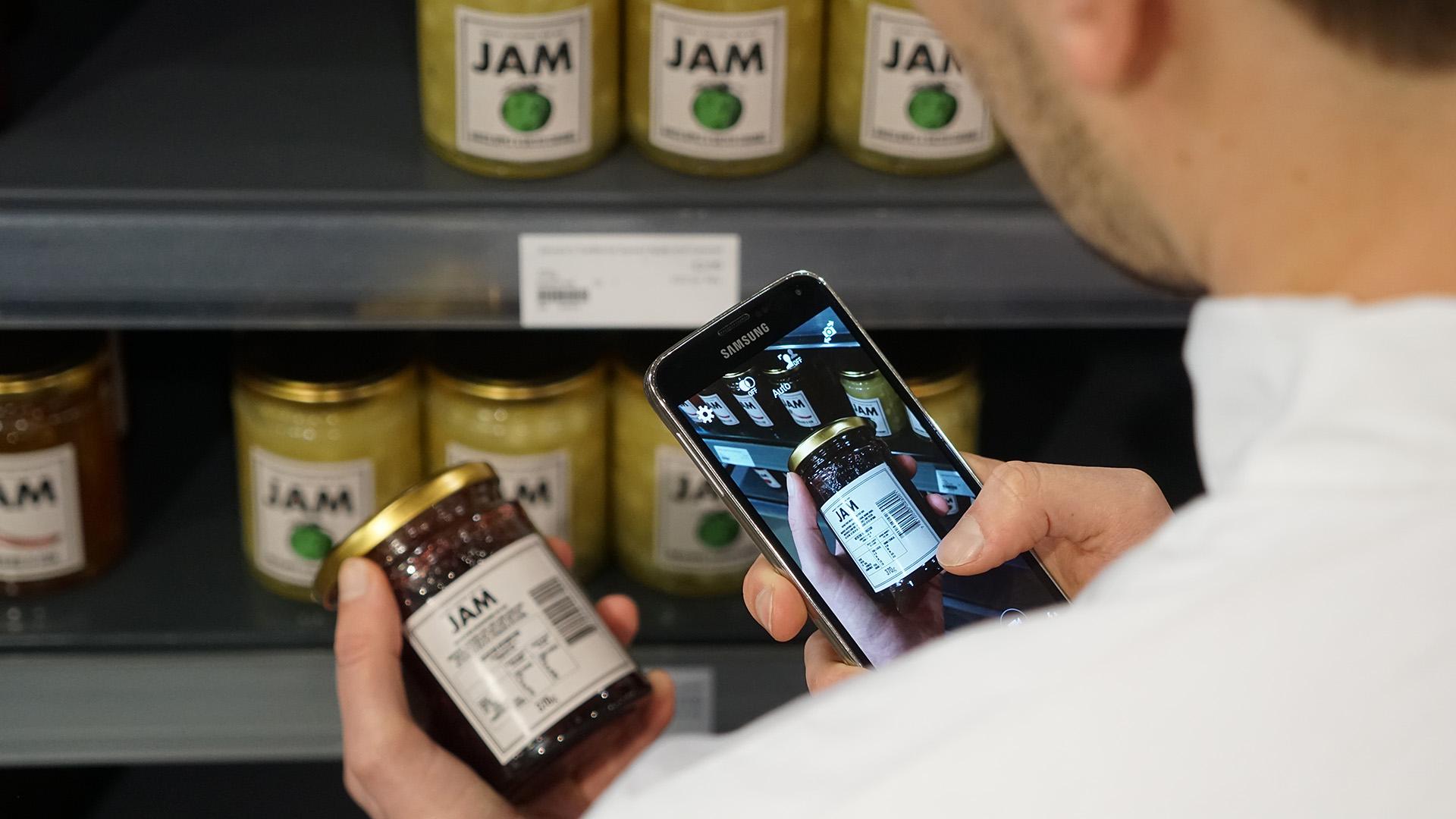 Scandit Retail Barcode Scanning with Samsung 1920x1080