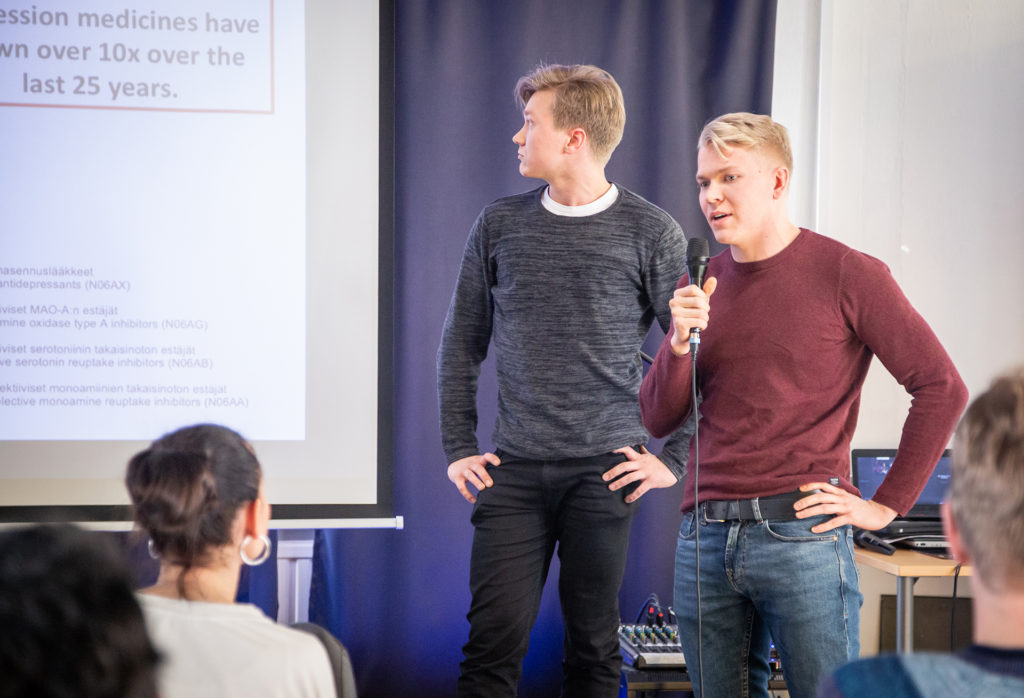 Business Tampere Nordic Startup School Mirella Mellonmaa 29 pieni 1
