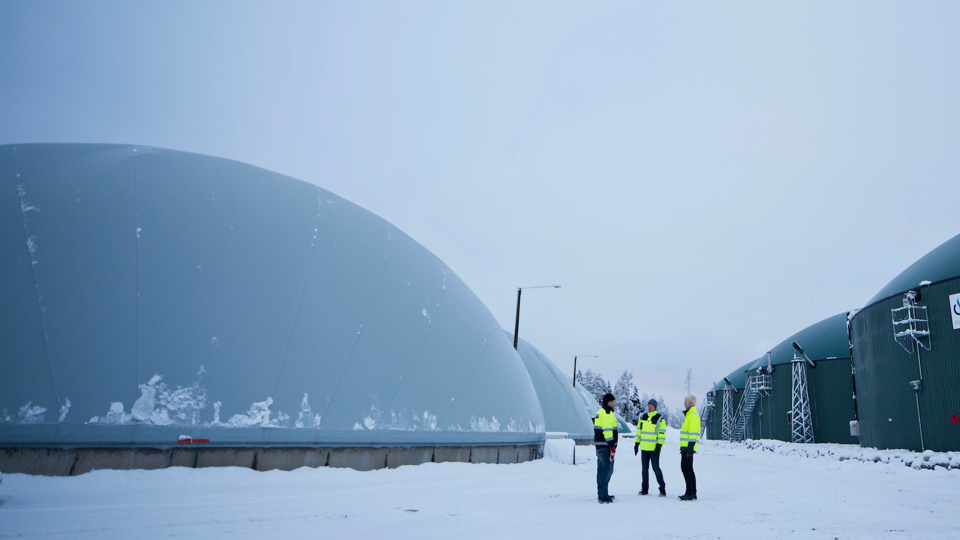 Doranova biogas plant