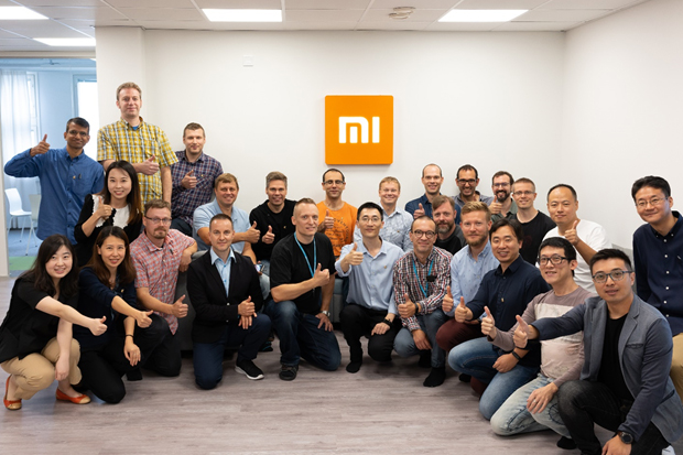 Xiaomi Tampere R D center 2019