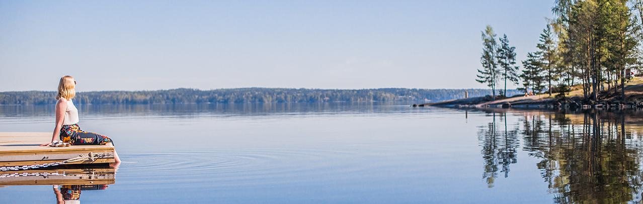 Visit Tampere Nasijarvi Lake Laura Vanzo 2