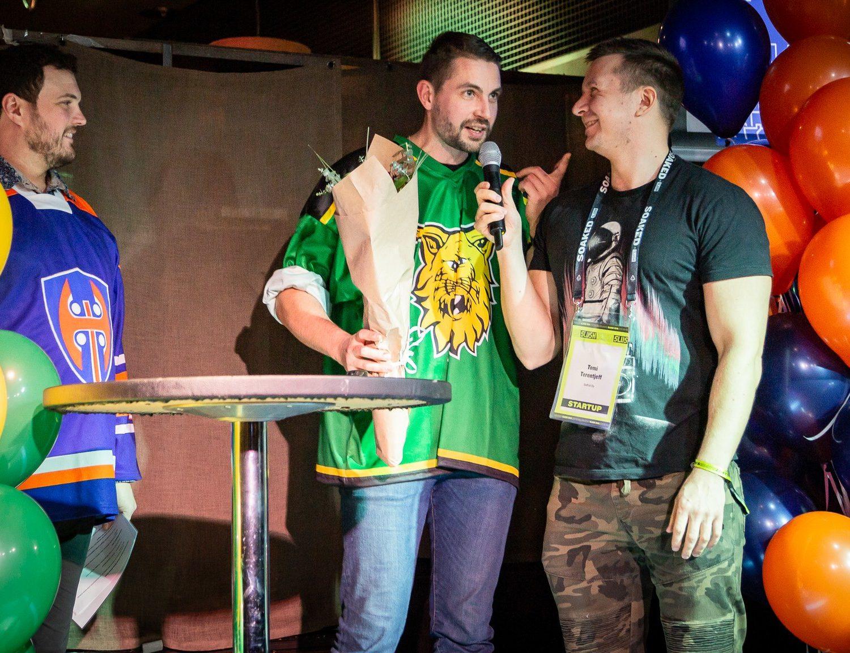 Business Tampere Slush Party 2019. Kuva Mirella Mellonmaa