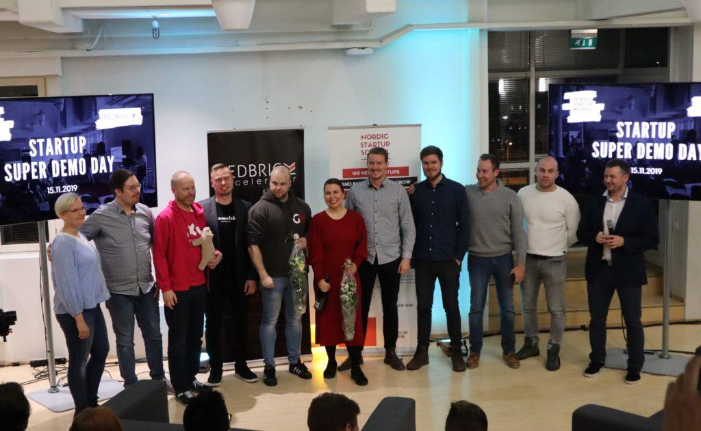 Nordic Startup School Autumn Batch 2019