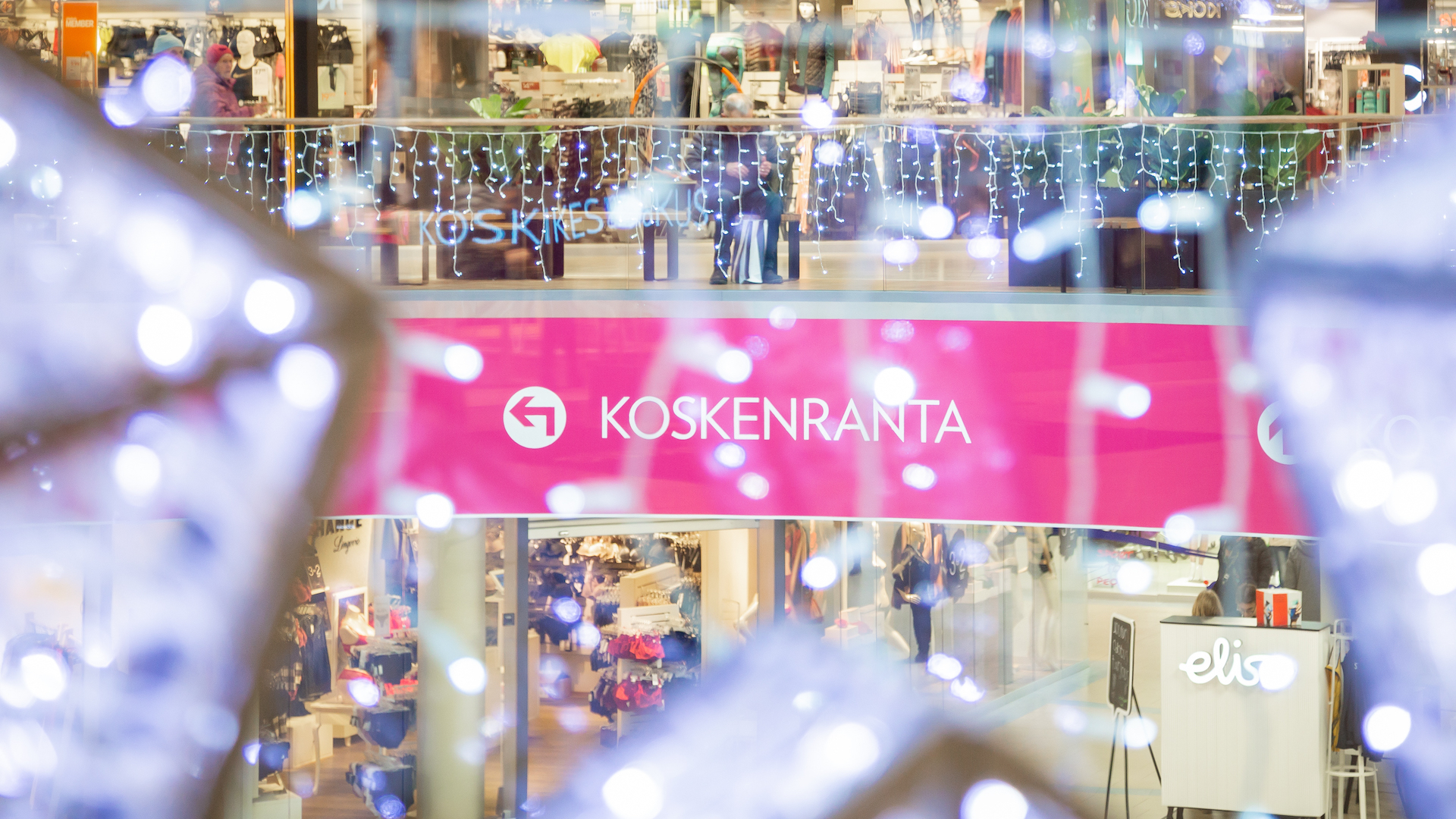 Business Tampere Citycon Koskikeskus
