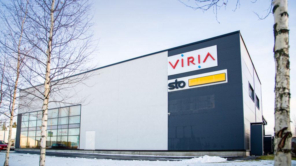 Business Tampere Viria