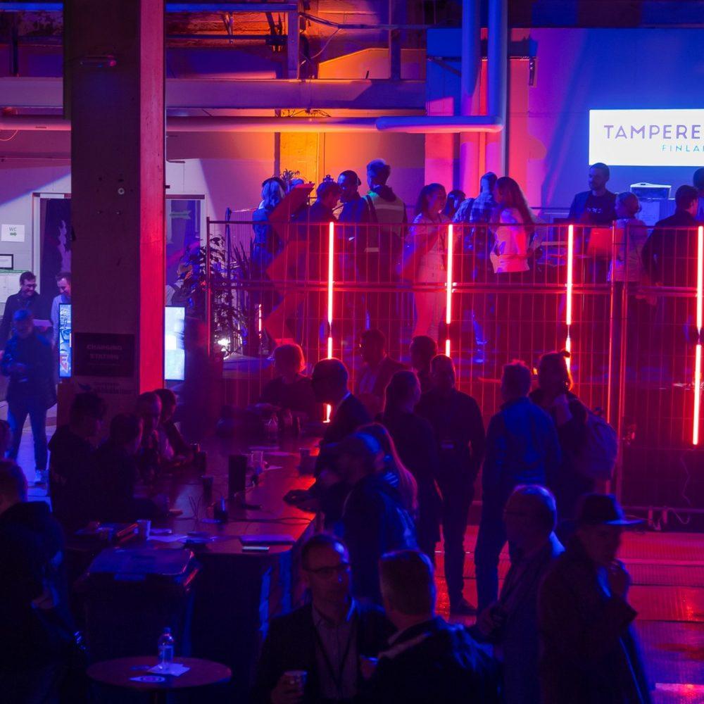 Business Tampere Stream Startup Festival Mirella Mellonmaa 3