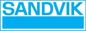 sandvik logo cyan