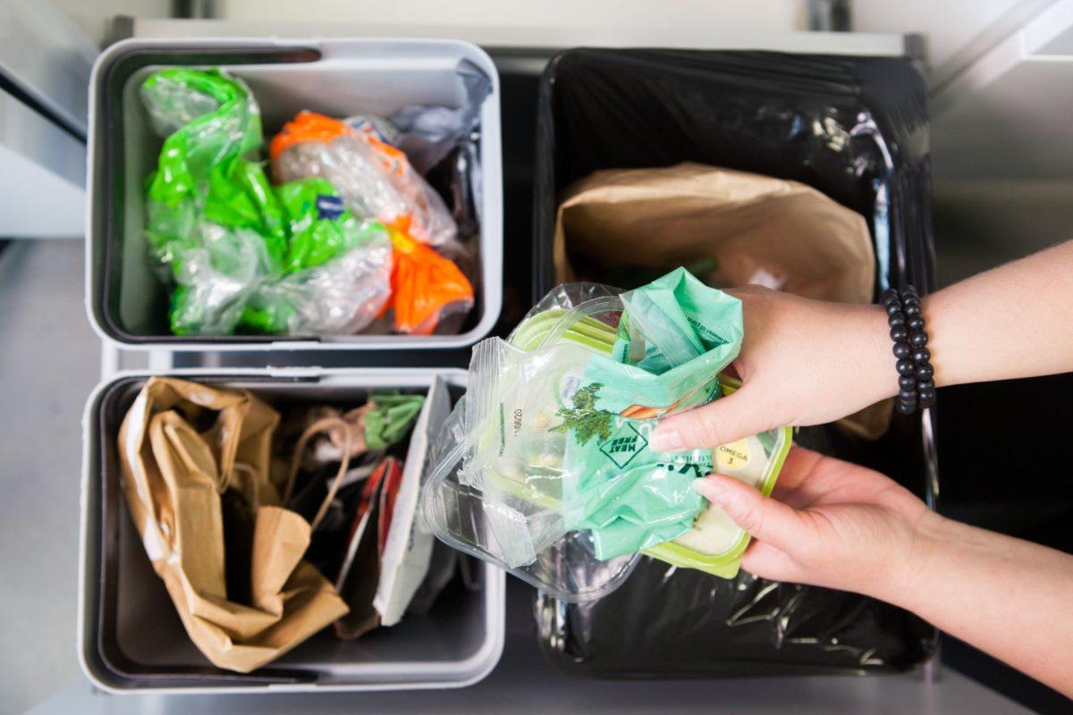 pjhoy muovipakkaukset lajittelu pieni